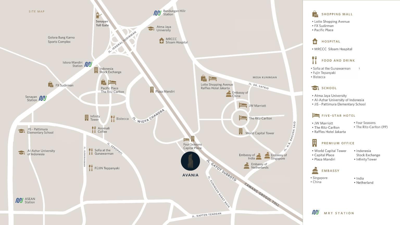 Avania Residences