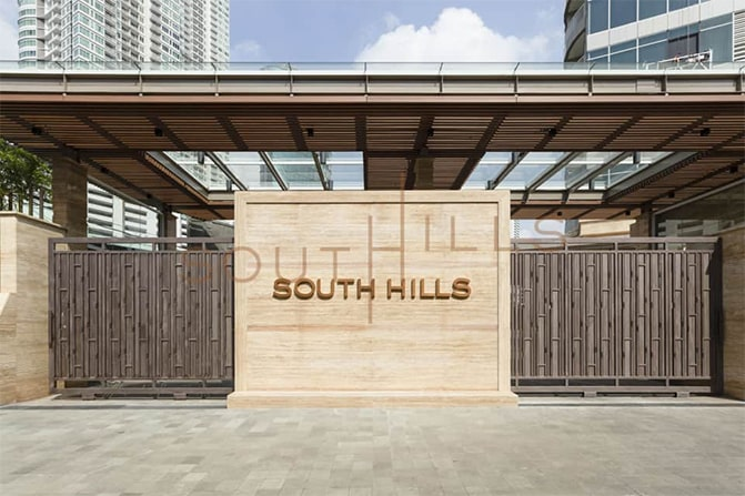 South Hills Apartment